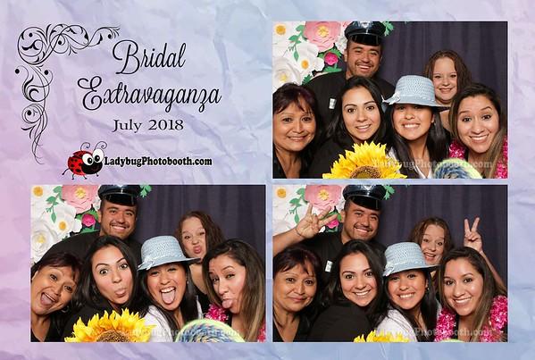 Bridal Extravaganza July 2018