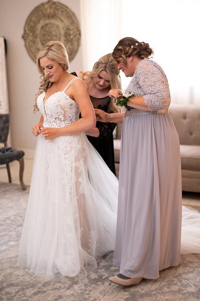 Getting Ready of Wedding