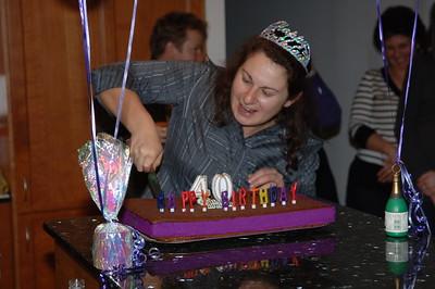 Flo's 40th Birthday