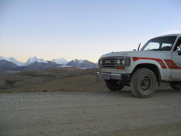 Tibet - 2005