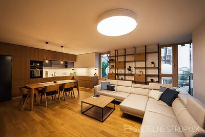 Projekt Nido obývačka