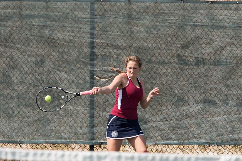 Girls' Varsity Tennis v Deerfield