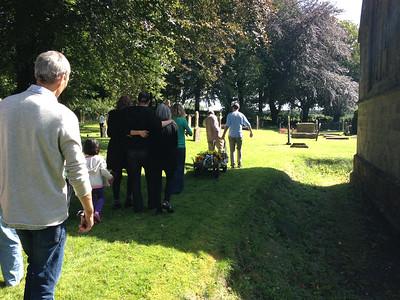 Nicola's Gravestone Standing Photos & Videos