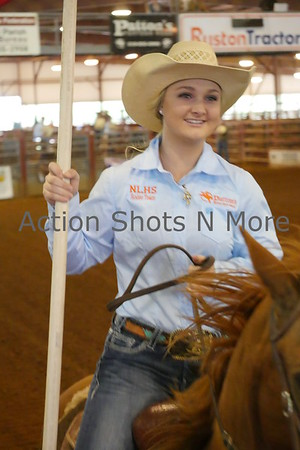 LHSRA High School Rodeo, Ruston, Sunday, 11/4/18