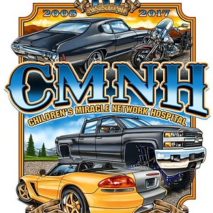 10th Annual Children's Miracle Network Hospital Car & Motorcycle Show & Chili Cook-off