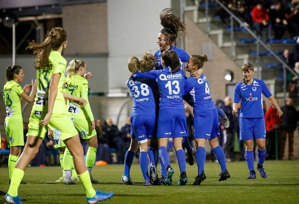 20191220 - KRC Genk Ladies - KAA Gent Ladies