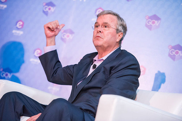 EGOV: Jeb Bush Host Lunch