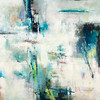 Spring Blu-Hibberd, 50x50 on canvas