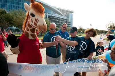2013 Houston Walk for Autism