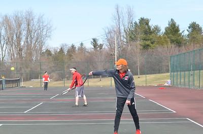 Boys Tennis vs WHS 4-11-19