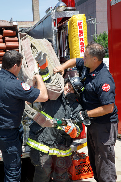CFD / METRO Chiefs Home Day CFD Academy June 2, 2017