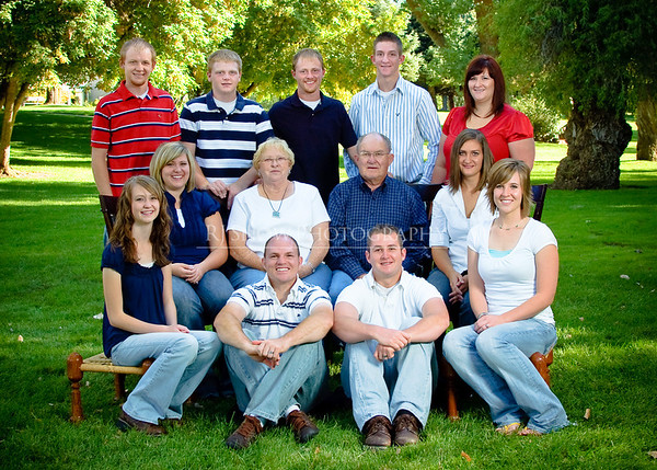 Baxter Family