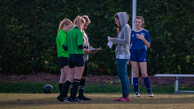 2018-19 West Florida Flames U15 Girls Travel Recreational Soccer