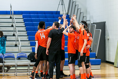 2018 Greenville College Mens Volleyball
