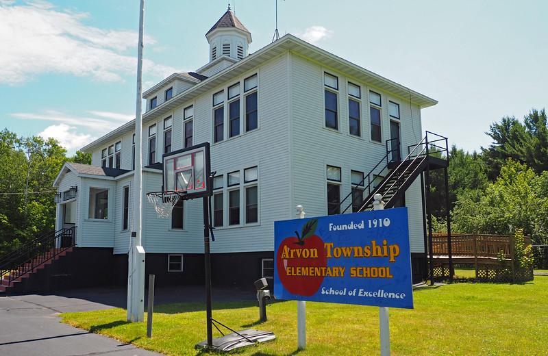 Avron Township Elementary School