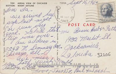 Late Postcard