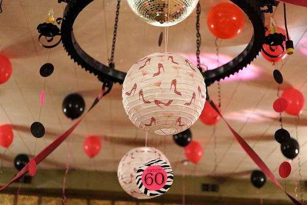 Donna Vargo's 60th Birthday Bash