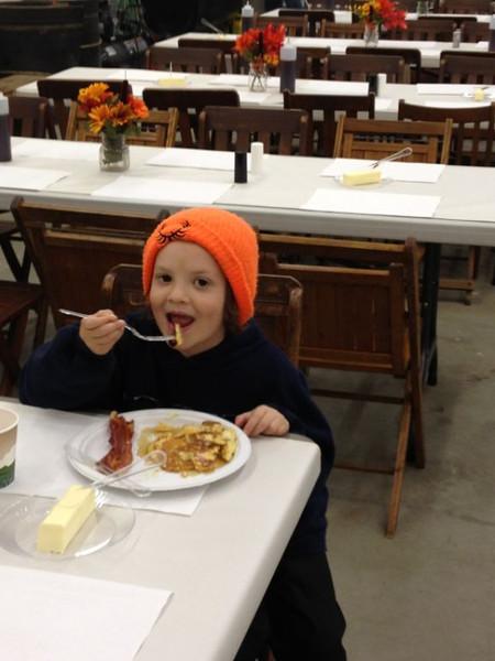 Pomfret/Teago Fireman's Pacake Breakfast