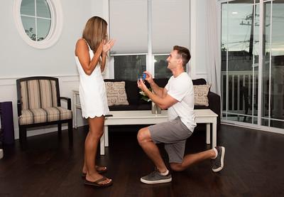 Pete Vernacchio Surprise Engagement to Alissa