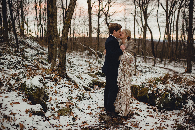Requiem Images - Luxury Boho Winter Mountain Intimate Wedding - Seven Springs - Laurel Highlands - Blake Holly -1349.jpg