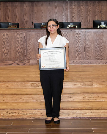 Board Recognition October 2019
