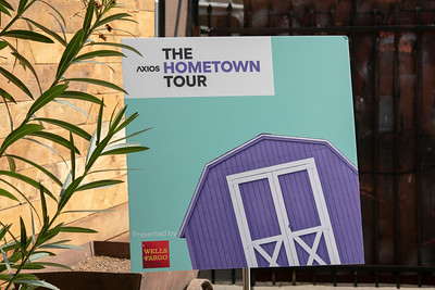 Event - Axios - The Hometown Tour