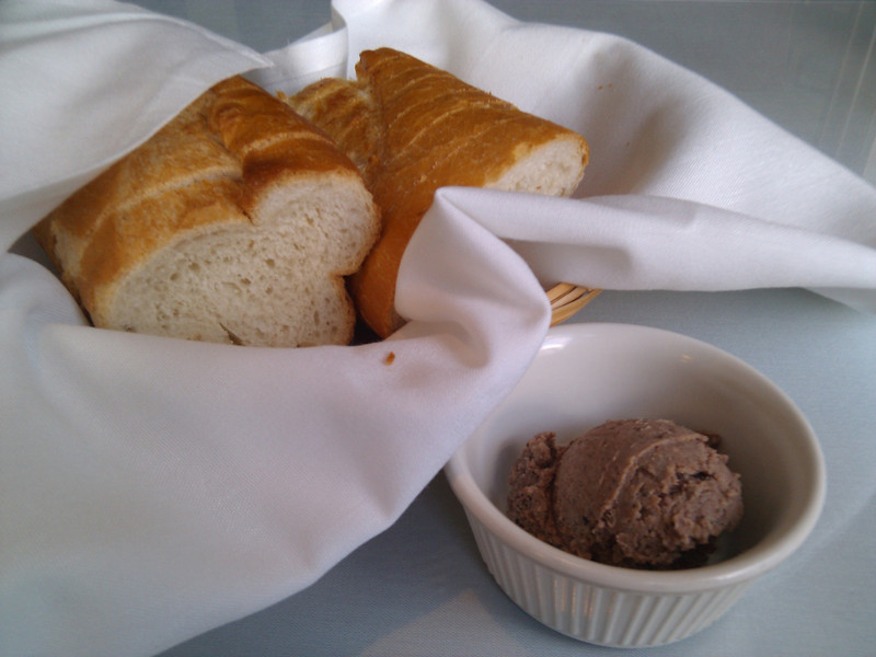 Dragonfly - Bread and Pate