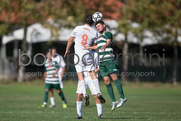Caltech Soccer vs La Verne 9-30-15