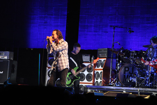 Pearl Jam for Oracle World in SF - Wednesday October 3rd, 2012