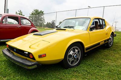 Kimberton Car Show 2012