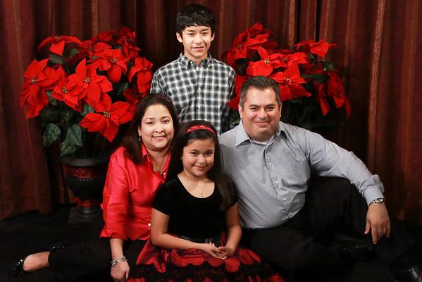 The Cantu Family 2010 Xmas