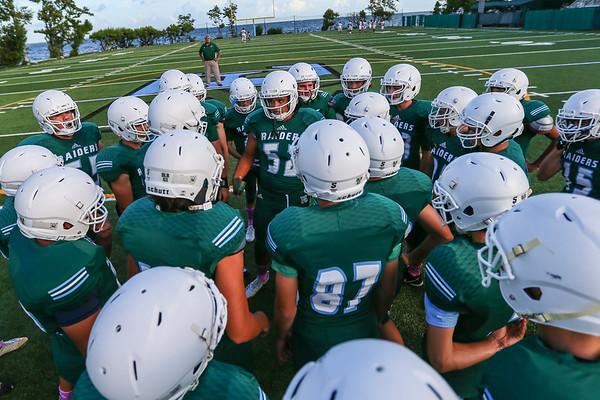 2018 Ransom Everglades Football vs. Village Academy