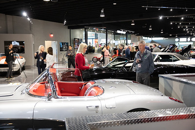 Museum Event at the Vault with Jay Leno by Lani