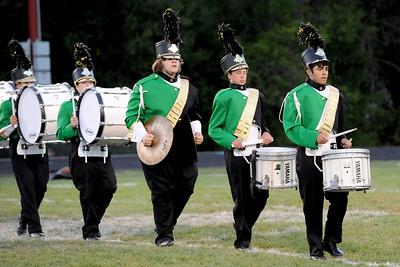 Saydel Band - Boone Game 2012