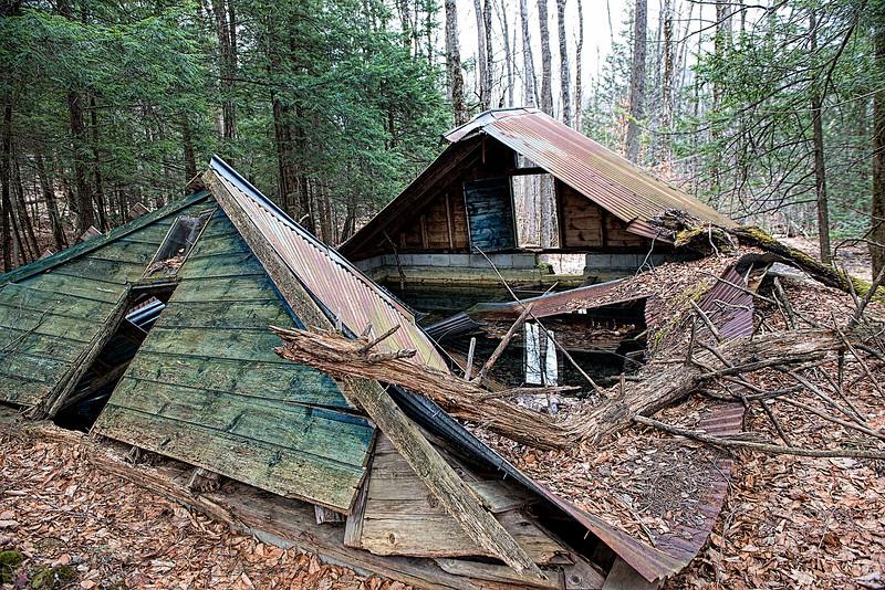 Abandoned Cistern #1055
