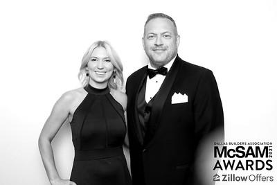 McSam Awards BW