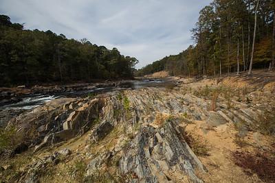 Beavers Bend Rocks