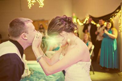 Trevor and Caitlin (wedding)
