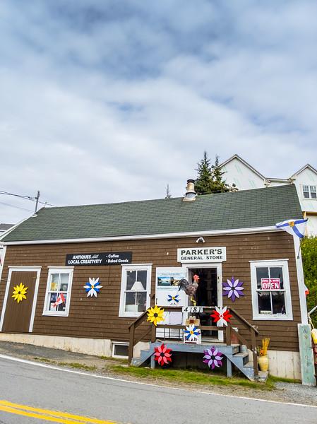 Halls Harbour Parker General Store.jpg