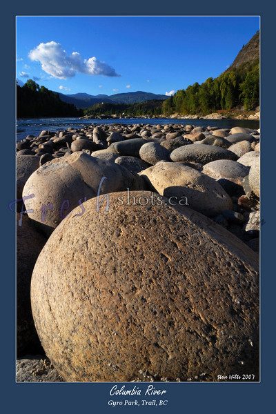 West Kootenay Landscapes