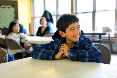 Nature's Classroom | 12.06.12