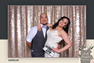 Jonelle and Christopher's Wedding - February 15, 2019