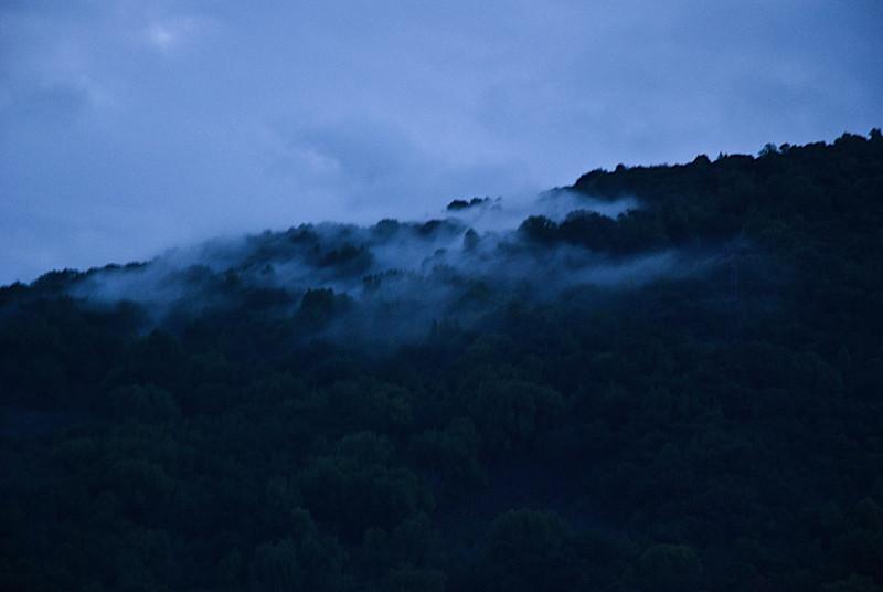 Clouds in Rancho San Antonio