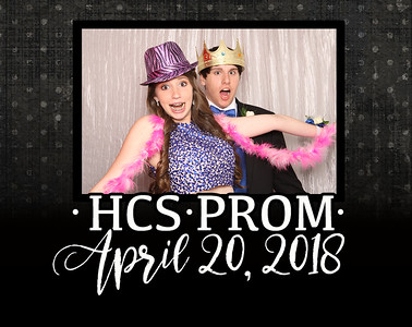 Hebron Christian Prom 2018