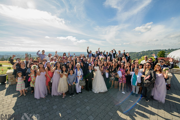 Wedding Party/ Family