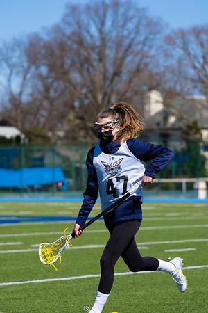 Lacrosse Girls Spring Break Practice