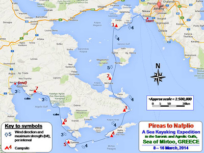 2014 - Athens to Napflion