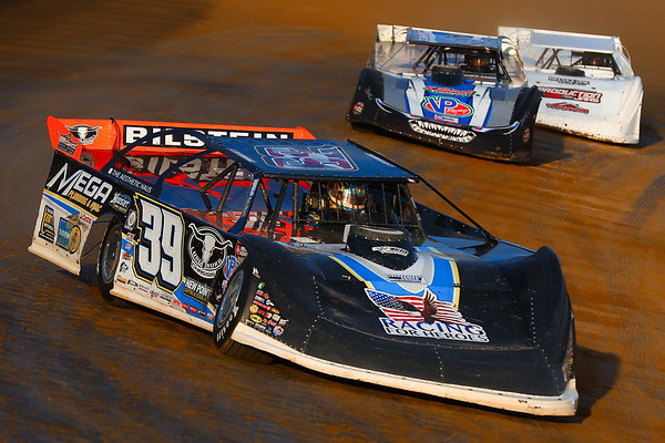 The World of Outlaws Late Models at Richmond Raceway