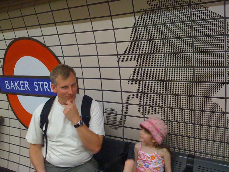 Baker Street Sleuths
