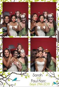 Sarah and Paul's Wedding